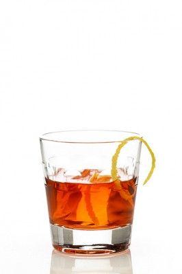 Old Pal   1oz rye whiskey, 3/4oz dry vermouth, 3/4oz campari, lemon ...