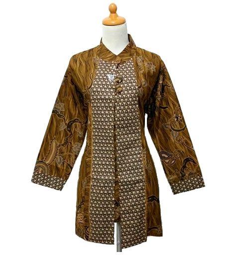 Desain Baju Batik Modern Terbaru 2014 | Model Baju | Pinterest