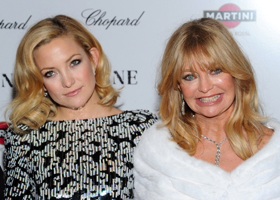 Goldie Hawn & daughter Kate Hudson | Classic Pictures of ...