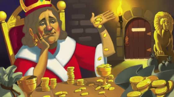 king midas and the golden touch book review