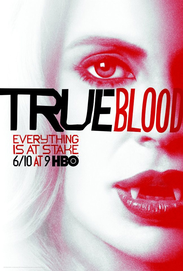 Character Posters For Season 5 of HBO's Smash Hit: True Blood