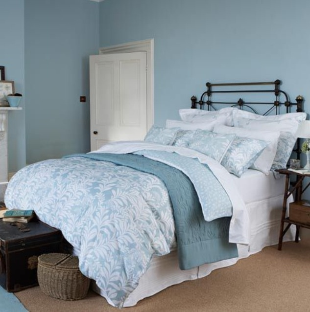 Duck egg blue room kristy 39 s bedroom mood board idea 39 s for Duck egg bedroom ideas