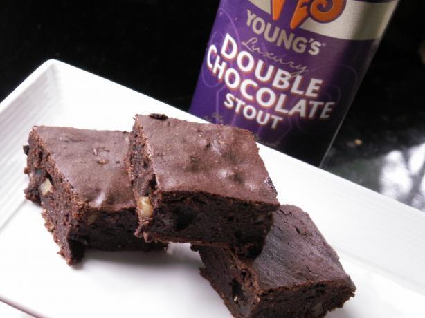 ... brownies - add beer! food.com, triple chocolate stout beer brownies