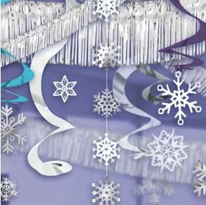 Winter Wonderland Decorations Winter Decorating Pinterest