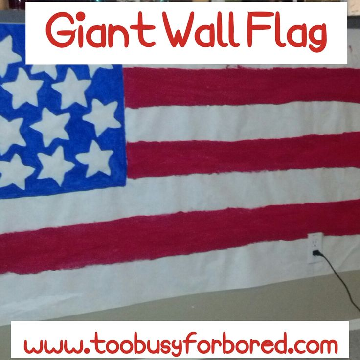 giant flags