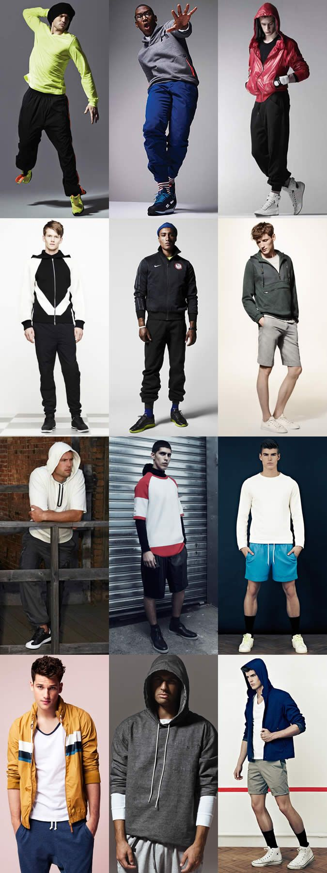 Fashion vs Function: Men's Running Wear