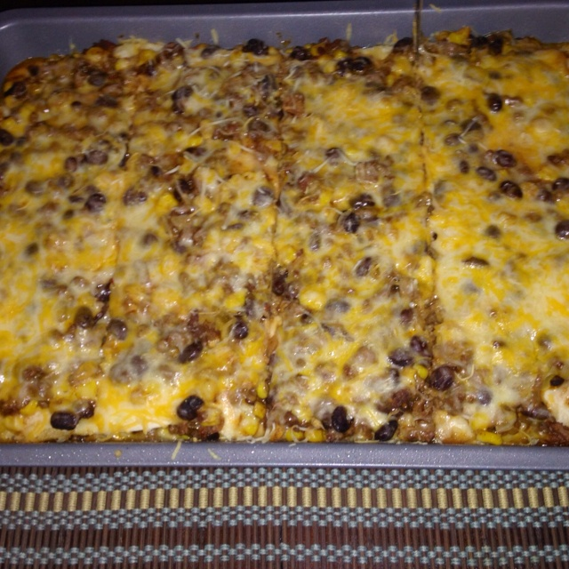QuesadilLa casserole for the 1st time! | Food | Pinterest