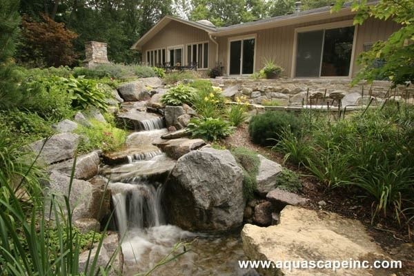 Landscaping Ideas For Uneven Yard : Pin by megan piva on home backyard