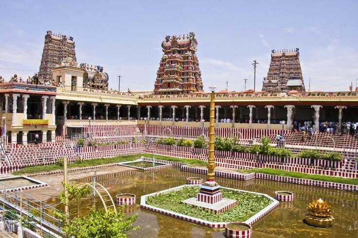 Inside Meenakshi Temple | #Madurai (மதுரை), Tamilnadu ...