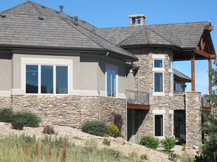 Stucco Colortrim New Home Pinterest