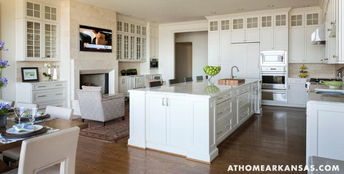 Pin By At Home In Arkansas Magazine On Kitchens Pinterest
