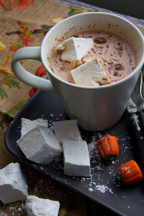 Homemade Pumpkin Spice Marshmallow: So Easy to Make, You Won't Believ ...