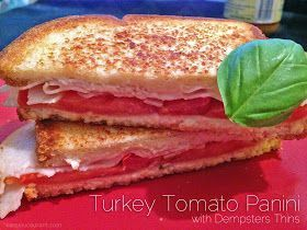 Turkey and Tomato Panini Check this out at http://porkrecipe.org/posts ...