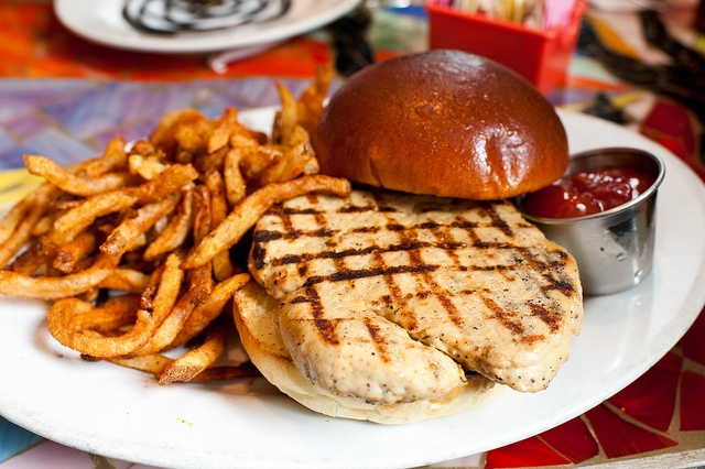 Grilled Chicken Burger | Food delicacies | Pinterest
