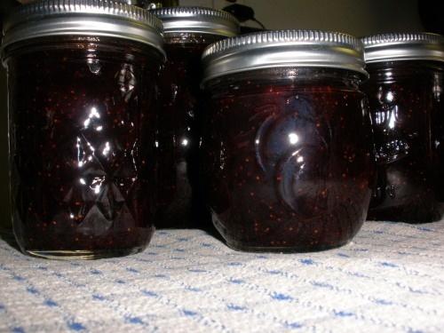 Herbed (rosemary) Strawberry-Balsamic Black Pepper Jam