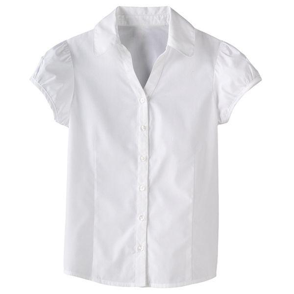 Boys Oxford Uniform Shirt | Kohl's Back To School Uniforms