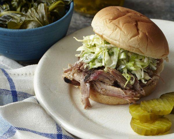 Carolina-Style Pulled Pork> http://www.thedailymeal.com/carolina-style ...
