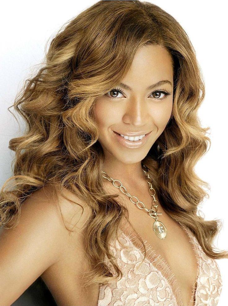 3 Beyoncé Knowles Long Hairstyles