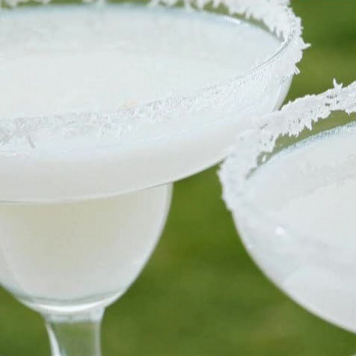 Coconut Margarita | Cocktail party | Pinterest