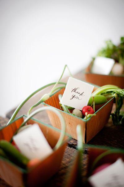 Garden favors wedding ideas pinterest
