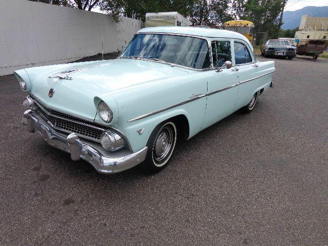 1955 ford customline vintage retro fabulous cars for 1955 ford customline 2 door