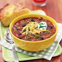 Beef and Black Bean Chili | Delicious Treats | Pinterest