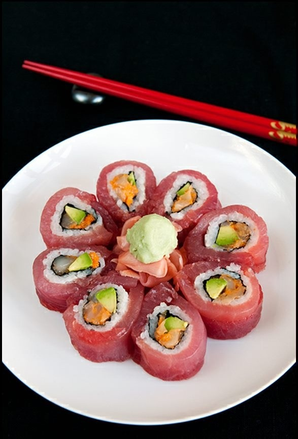 ... sushi roll tenderstem broccoli omelette sushi roll sushi su seasoned