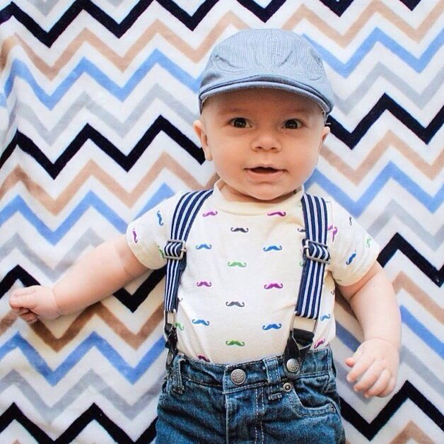Adorable Brady is our #lookieboo of the Day!
