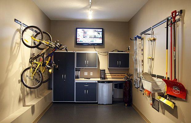 small garage storage Garages