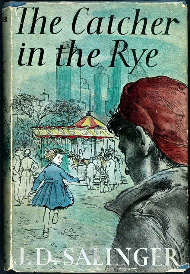 The Catcher in the Rye by J. D. Salinger (1951, Hardcover)