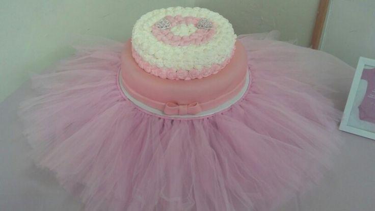 tutu baby shower cake by ruby baby shower tutu theme inspirations