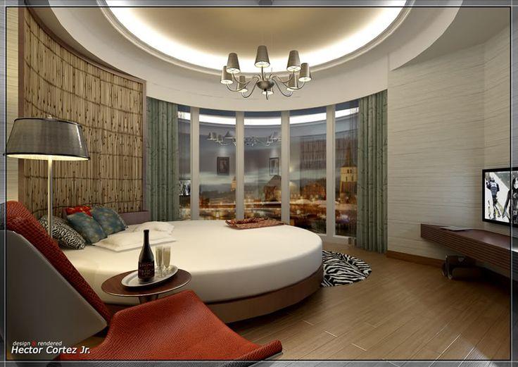 possible bedroom design