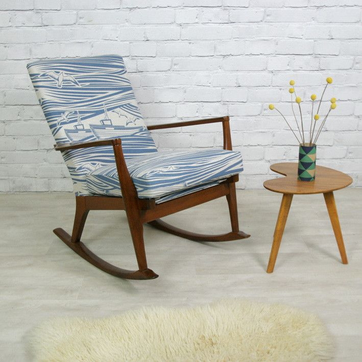 ... Mini Moderns Whitby Parker Knoll rocking chair - Made to order