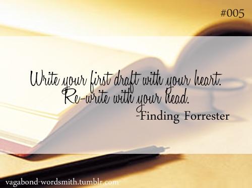 essay finding forrester