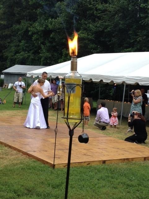 Great Outdoor Wedding Idea  Wedding ideas  Pinterest