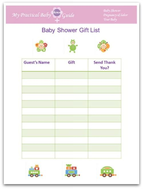 how to plan a baby shower my practical baby shower guide