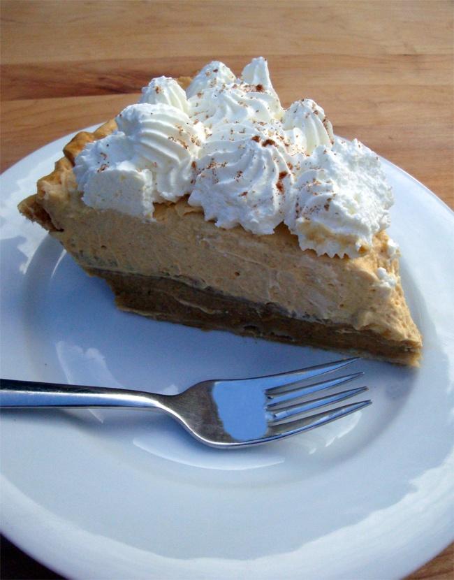 make something yummy: pumpkin cream pie « make something happy