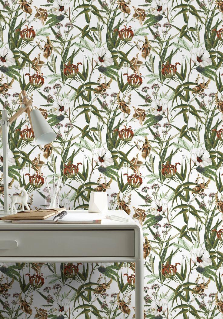 Beste Afbeeldingen Over Behang Verf Interieur Op Pinterest