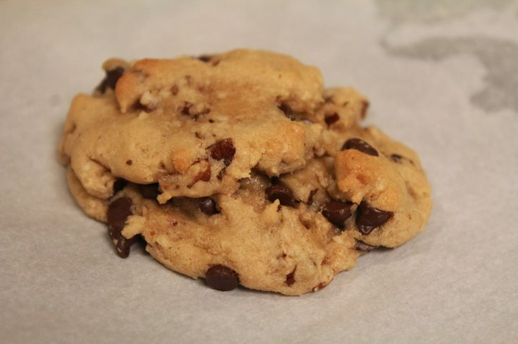 Pecan Cookies. Flavor explosion! Browned butter, brown sugar + toasted ...