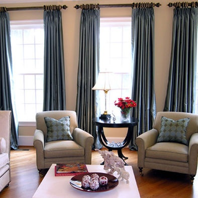 Living room window treatments for the home pinterest