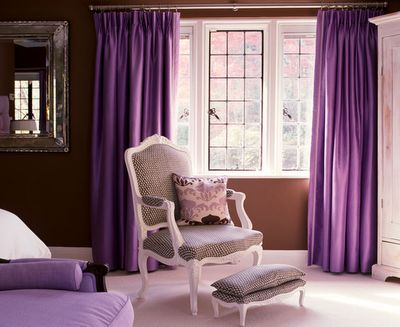 Beautiful purple and brown bedroom house decor pinterest for Brown and purple bedroom ideas