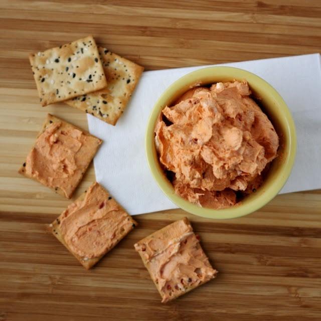 Spicy sun dried tomato cream cheese | food | Pinterest