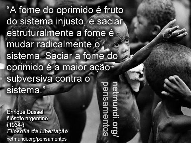 Enrique Dussel, Filósofo Argentino, Filosofia da Libertação, América Latina