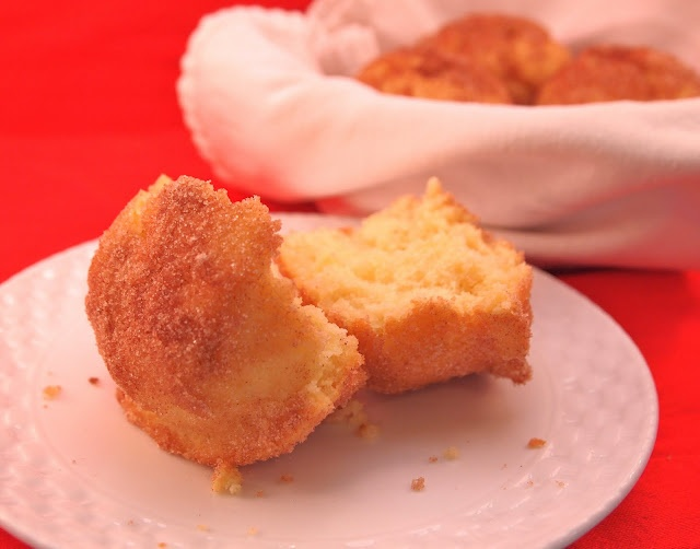 French Breakfast Puffs | Breads sweet, savory and inbetween | Pintere ...