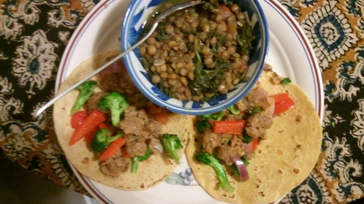 Spiced Lentil Tacos (Vegetarian) | My Favorite and MUST TRY Recipes ...