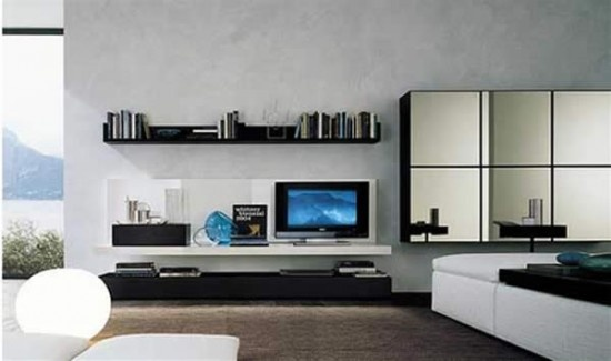 mirror cabinet living room wall unit for the home pinterest