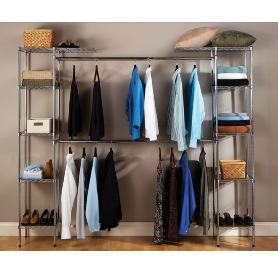 Wardrobe closet wardrobe closet 15 inches deep for 15 inch wide closet door