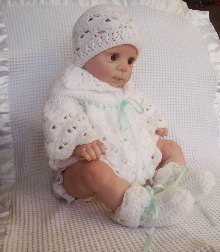 Cats-Rockin-Crochet Fibre Artist.: Little Fans down Under Baby Bootie ...