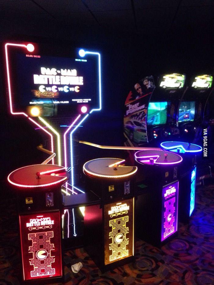 best 4 player arcade games