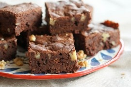 Nutella Caramel Hazelnut Brownies-½ cups All-purpose Flour ⅓ cups ...